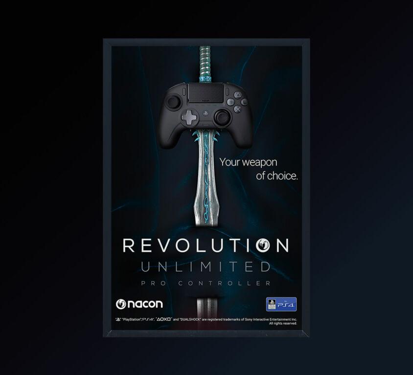 NACON REVOLUTION UNLIMITED