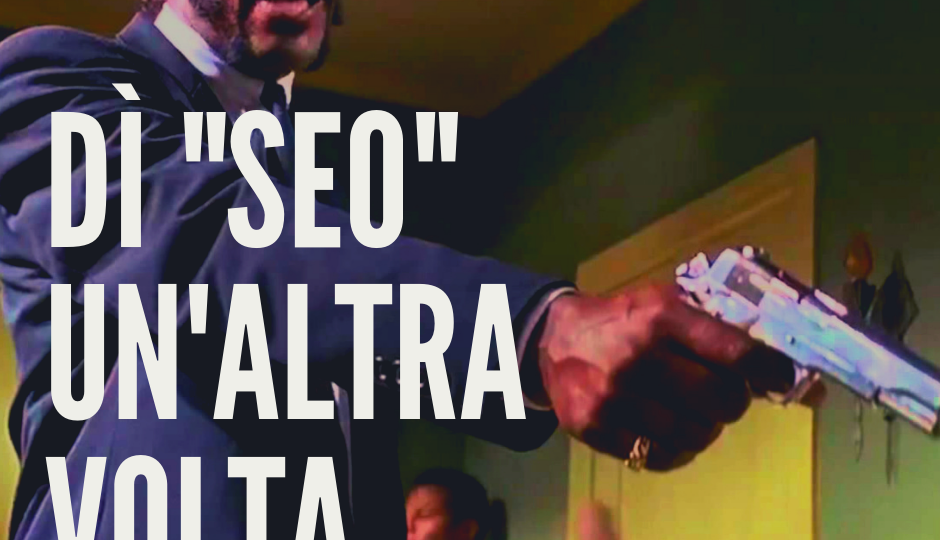 DÌ _SEO_ UN'ALTRA VOLTA