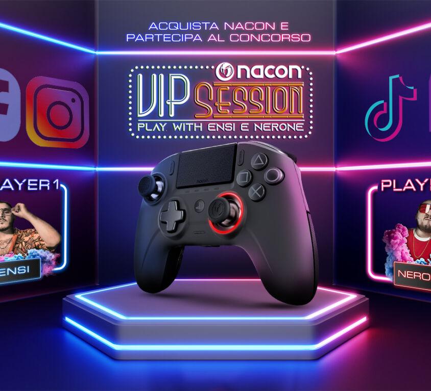NACON Vip session 2020